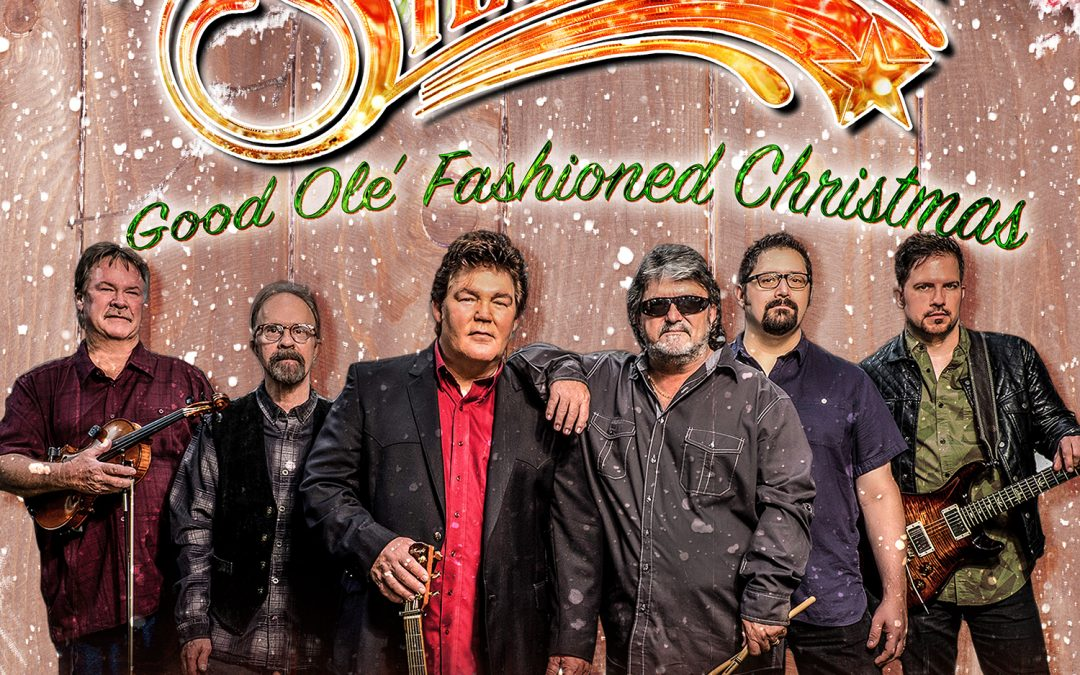 "Shenandoah Announces ""Good Ole Fashioned Christmas"" Tour, Supporting The Salvation Army"