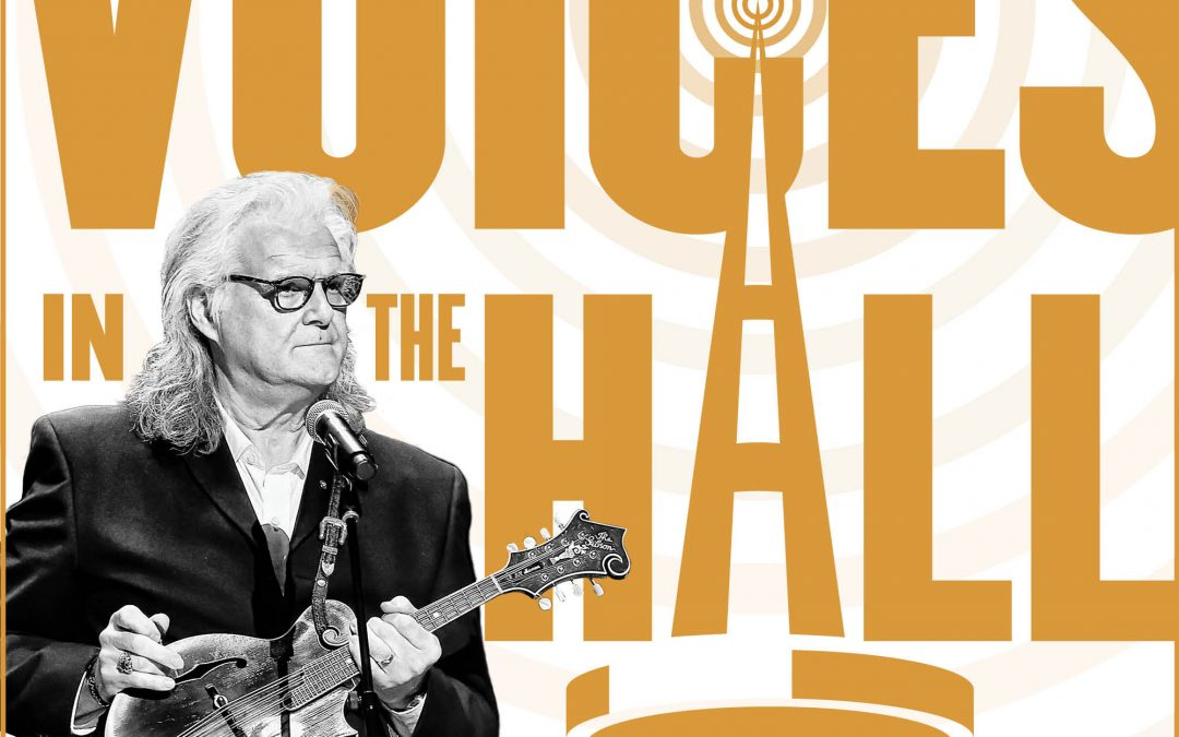 Ricky Skaggs to be Featured on New Country Music Hall of Fame 'Voices in the Hall' Podcast
