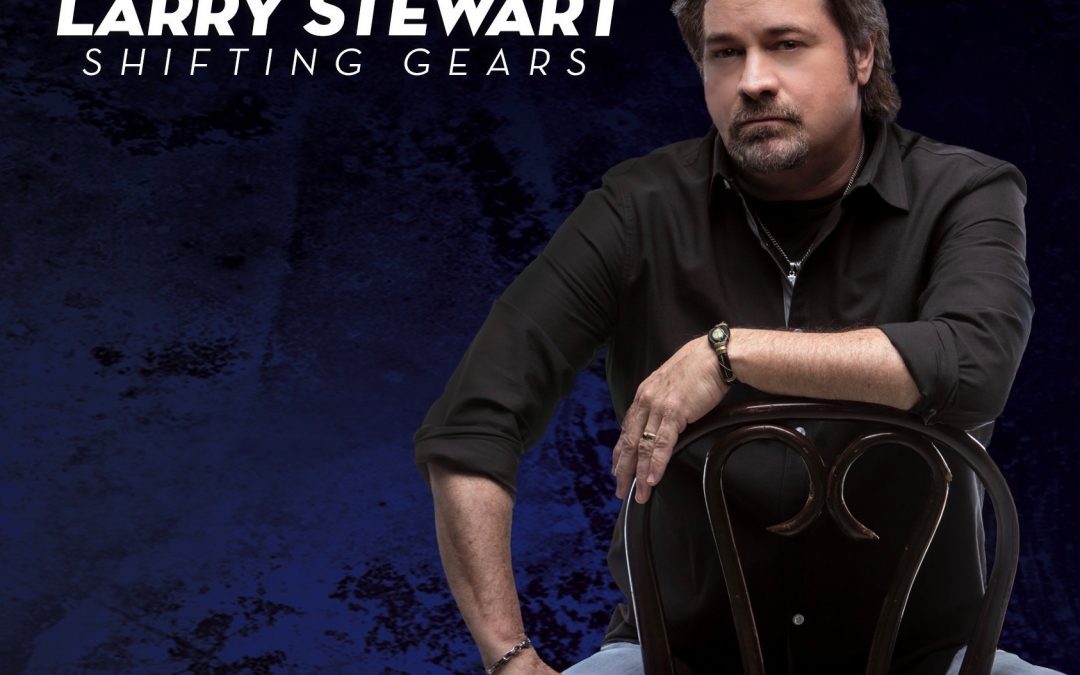 Restless Heart's Larry Stewart Announces New Solo Album, 'Shifting Gears'