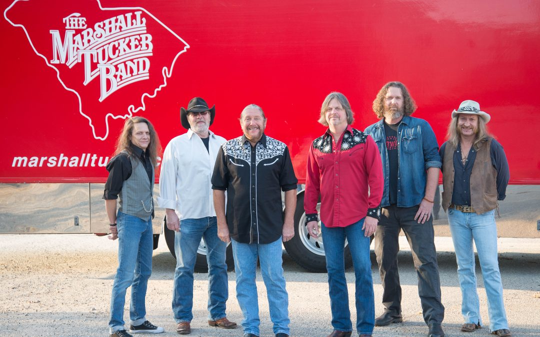 The Marshall Tucker Band Signs with UTA for Worldwide Representation