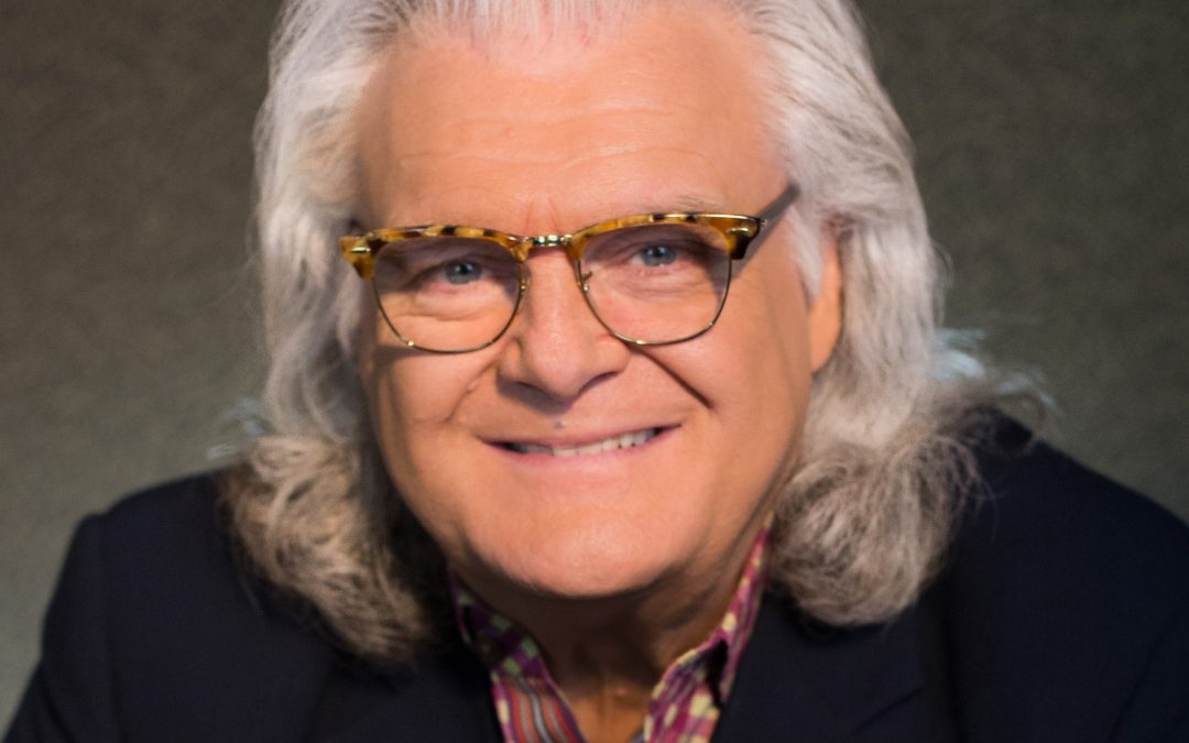 Tune-in: Ricky Skaggs to Appear Live on Fox News Channel's America's News HQ
