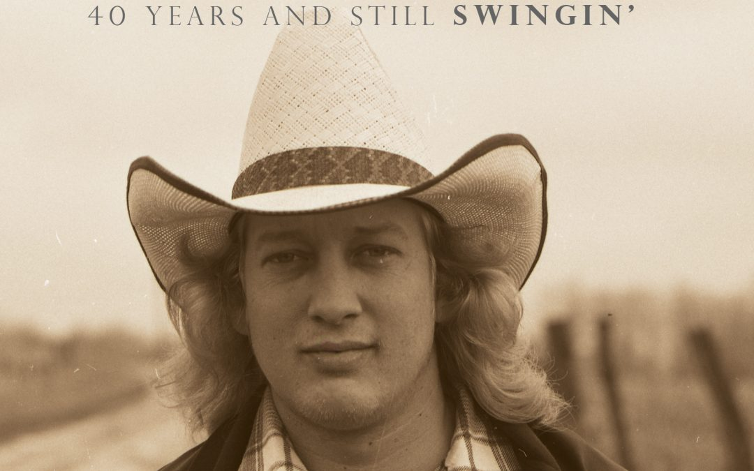 "John Anderson ""Swingin'"" into 2019 with New 40th Anniversary Collection"