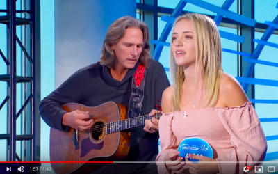 Country Star Billy Dean Appears on American Idol