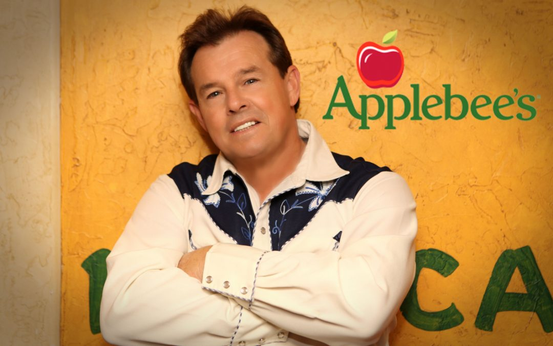 "New Applebee's® TV Commercial Sizzles with Sammy Kershaw Tune, ""Grillin' and Chillin'"""