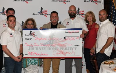 Charlie Daniels' The Journey Home Project Donates 25k to The Shepherd's Men
