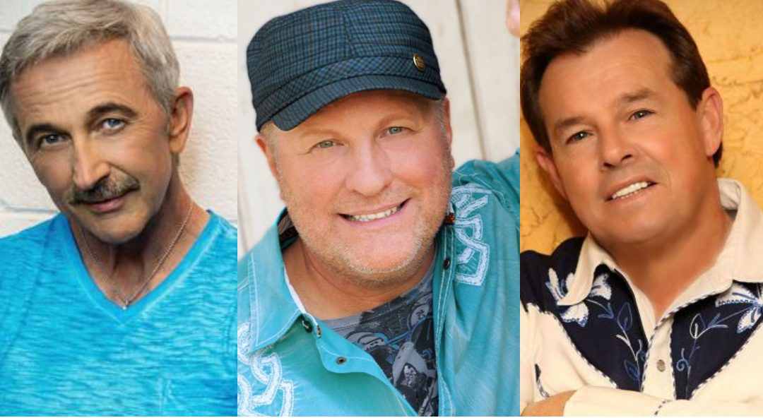 Tune-In: Aaron Tippin, Collin Raye and Sammy Kershaw Talk 90s Country on CMT Hot 20 Countdown