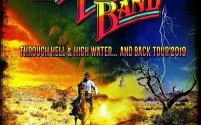 """The Marshall Tucker Band Reveals Second Leg of 2019 """"Through Hell & High Water… and Back"""" Tour"""