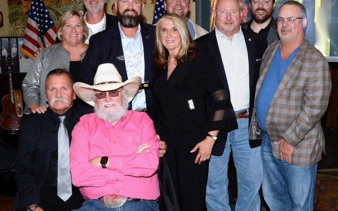 "Second ""Charlie Daniels Patriot Award Dinner"" Raises Over $200k for U.S. Military Veterans"