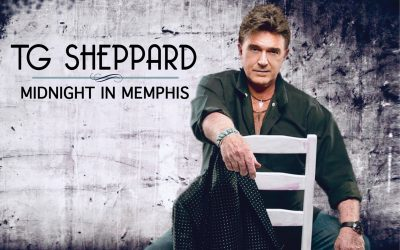 Country Legend TG Sheppard Readies First Solo Album in 22 Years, 'Midnight in Memphis'
