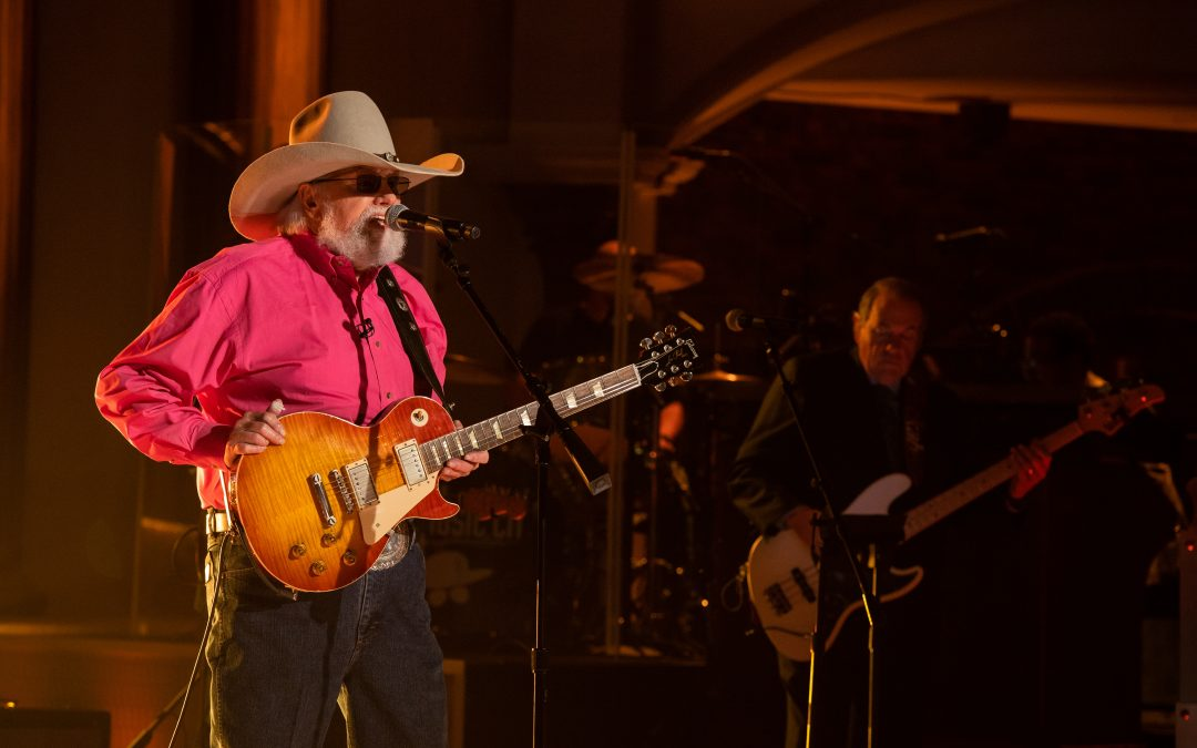 Charlie Daniels Performs on this Weekend's Edition of HUCKABEE