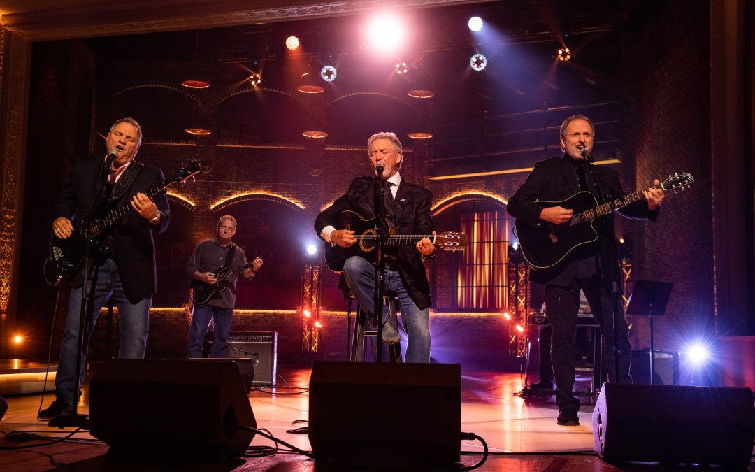 Larry, Steve & Rudy: The Gatlin Brothers Perform on HUCKABEE this Weekend