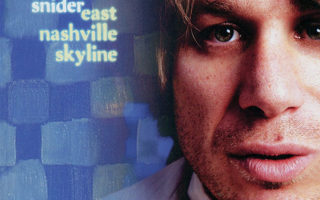 Todd Snider Announces Vinyl Edition of 'East Nashville Skyline'