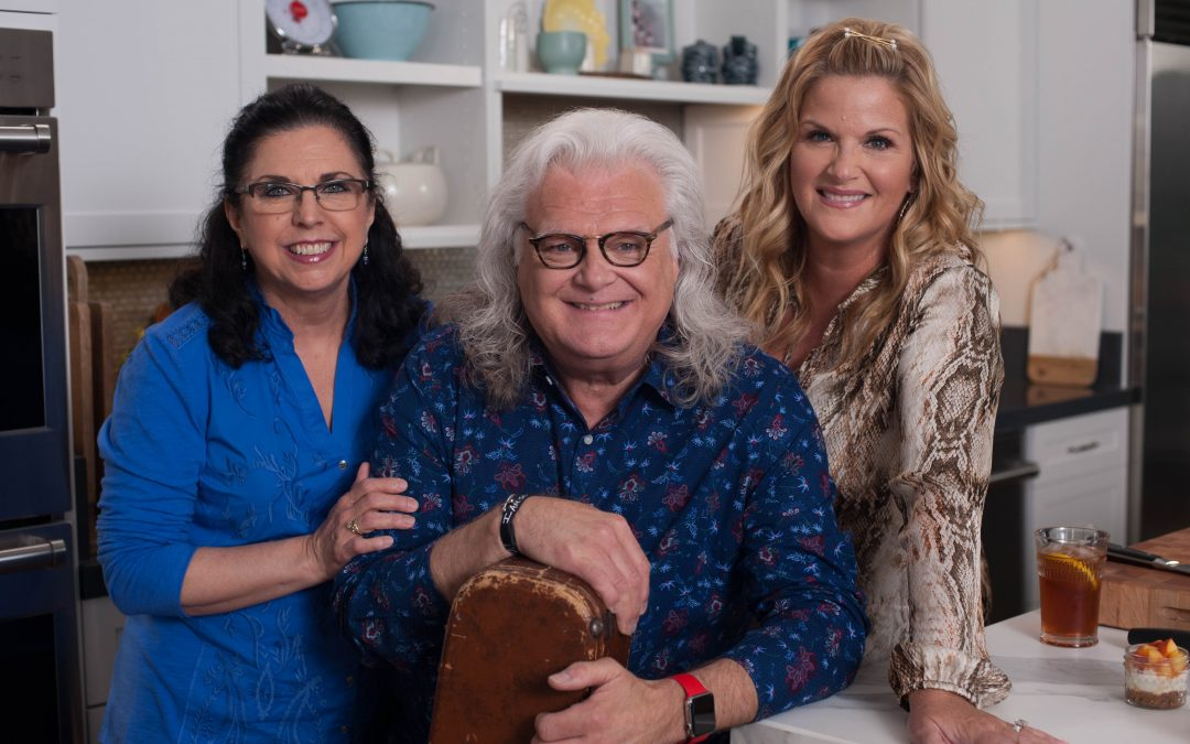 Food Network's 'Trisha's Southern Kitchen' to Feature Ricky Skaggs and Sharon White