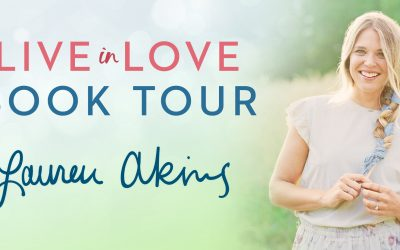 Outback Presents: Lauren Akins Brings 'Live in Love' Book Tour to Nashville
