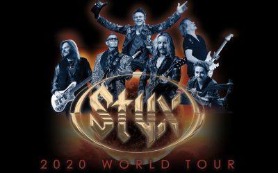 STYX Brings 2020 World Tour to Historic Ryman Auditorium this Spring