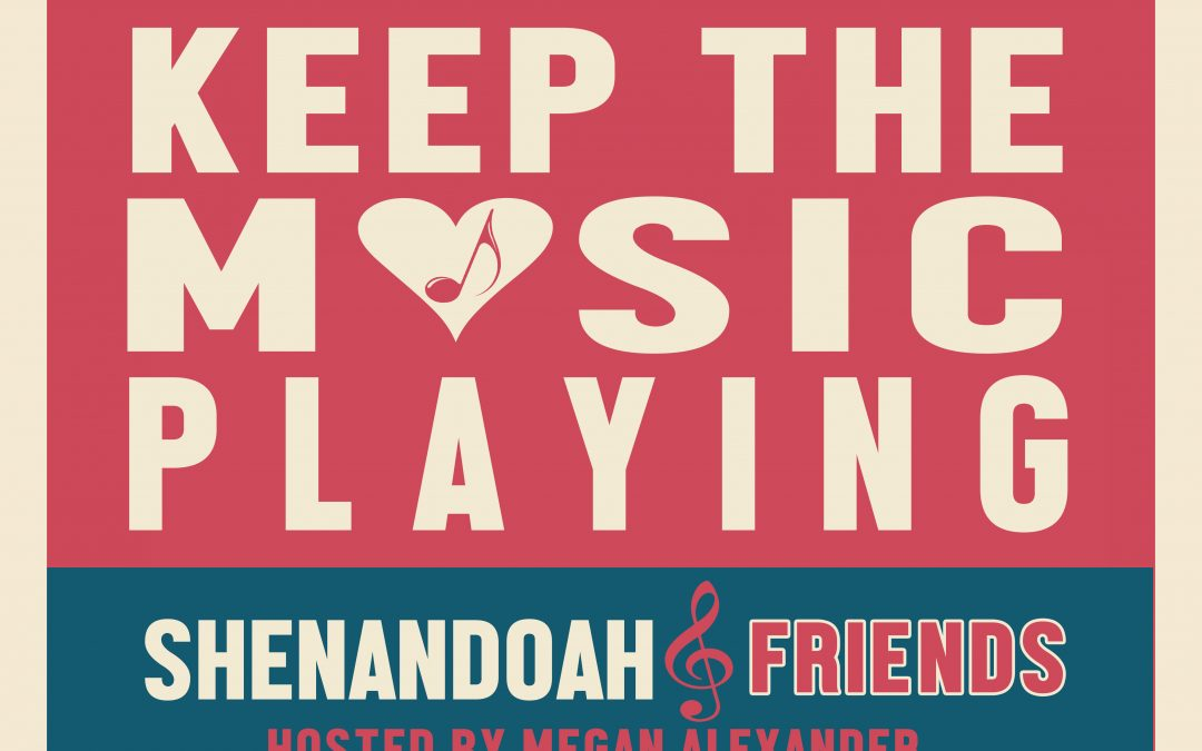"Amid National Uncertainty, Shenandoah Vows to ""Keep the Music Playing"""