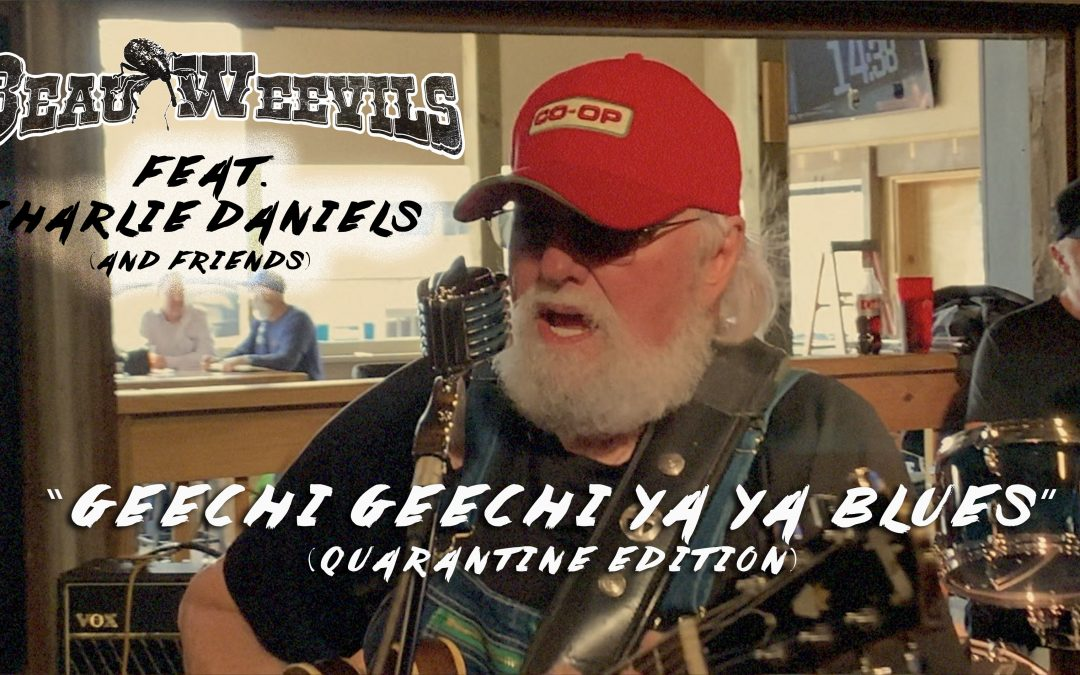 Charlie Daniels Gathers Famous Friends for Virtual Quarantine Jam Session