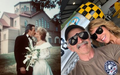 Aaron and Thea Tippin Celebrate 25 Years of Marriage