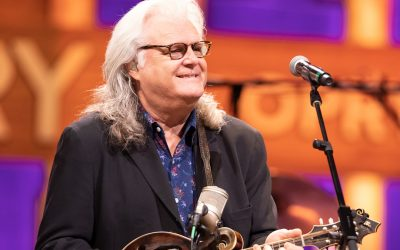Ricky Skaggs Returns to the Grand Ole Opry for 4,942nd Consecutive Saturday Night Broadcast