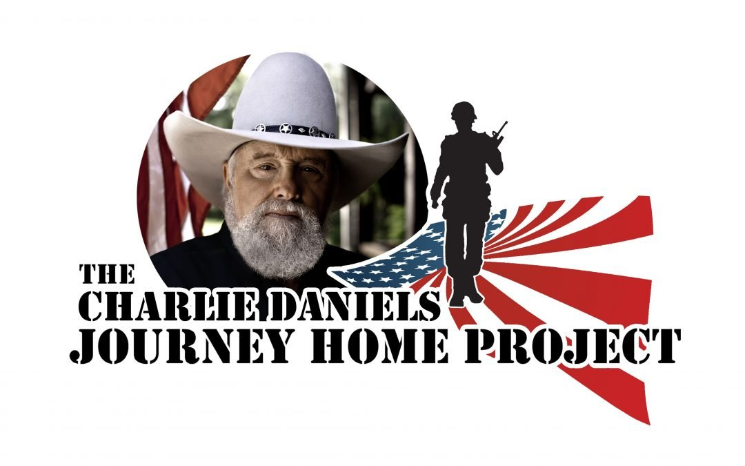 The Charlie Daniels Journey Home Projects Donates $25K to Veterans Organizations