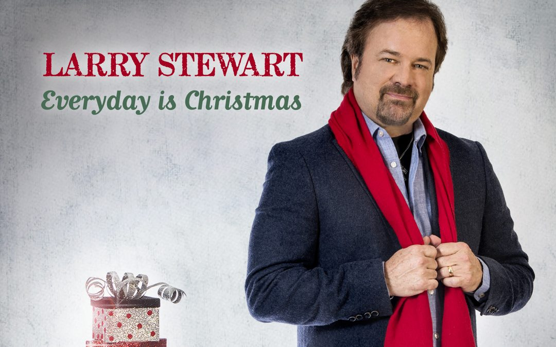 Restless Heart's Larry Stewart to Release Debut Solo Holiday Album: Everyday Is Christmas