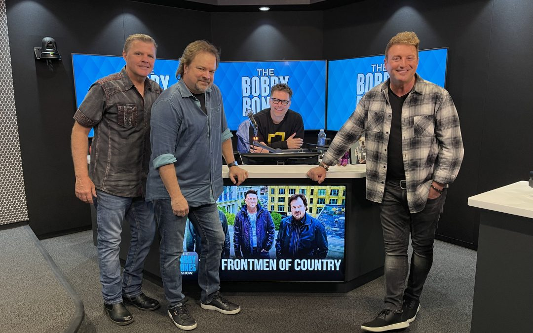 ICYMI: Richie McDonald, Tim Rushlow and Larry Stewart – The Frontmen of Country – Perform on The Bobby Bones Show
