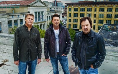 Richie McDonald, Tim Rushlow and Larry Stewart – The Frontmen of Country – to Perform on The Bobby Bones Show
