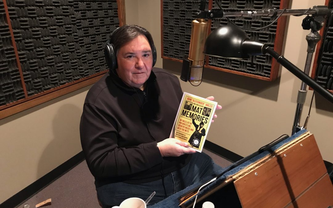Former Country Music Exec John Alexander to Release Tell-All Book Detailing His Time in Nashville, Pro-Wrestling and With The New York Mets