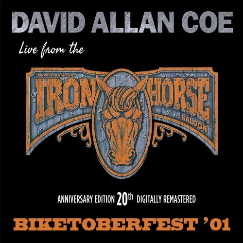 Cleveland International Records to Release Live Album from David Allan Coe