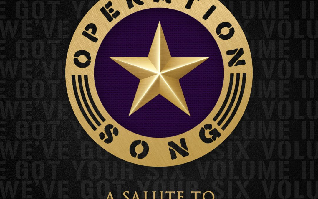 """Operation Song to Release """"A Salute to Gold Star Families"""" in Honor of Fallen Heroes"""