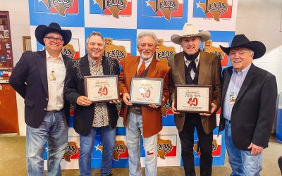 The Gatlin Brothers Celebrate 40 Years of Billy Bob's Texas