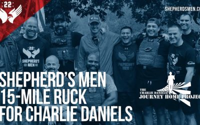 The Late Charlie Daniels to be Honored with 15-Mile Ruck March