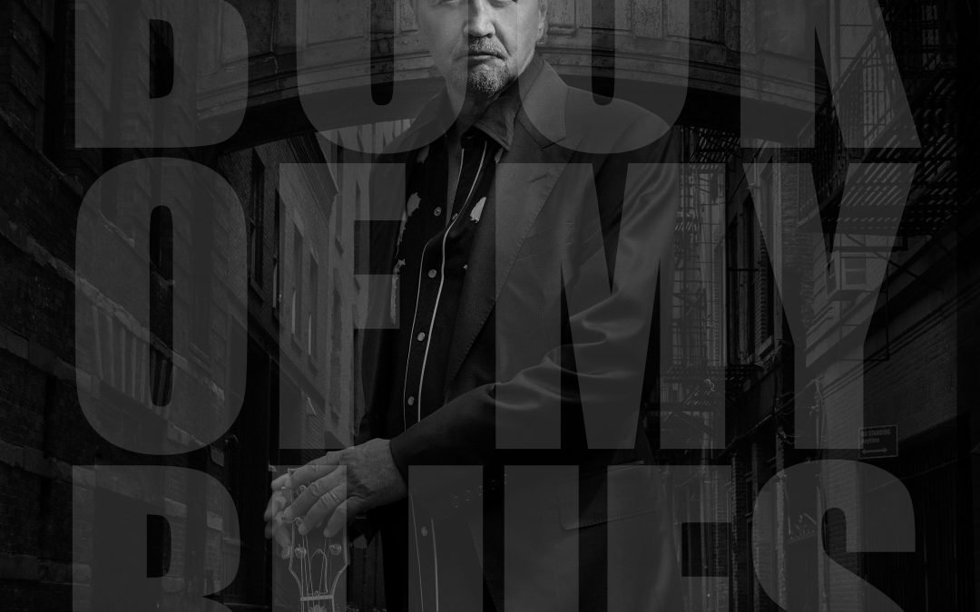 Mark Collie Announces New Album, 'Book of My Blues'