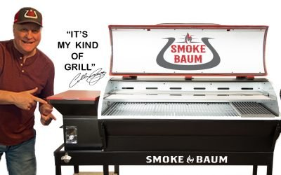 Collin Raye Tapped as Celebrity Spokesperson for Smoke Baum Pellet Grills