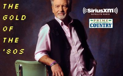 """Larry Gatlin to Host SiriusXM Prime Country Special: """"All the Gold of the '80s"""""""